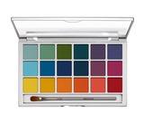 Kryolan Eyeshadow Palette 18 Colors