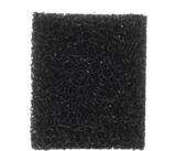 Kryolan Black Stipple Sponge