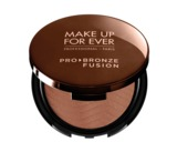 Make Up For Ever Pro Bronze Fusion Undetectable Compact Bronzer Ultra Natural & Waterproof