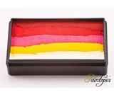 Cameleon Color Block-Split Cake