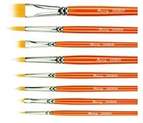 Funky Fox Brush Set