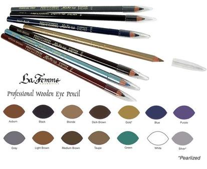 La Femme -Professional Eye Pencils