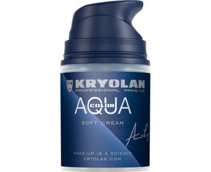 Kryolan Aqua Soft Cream Metallic