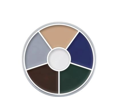 Kryolan Cream Color Circle