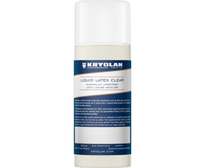 Kryolan Liquid Latex Clear