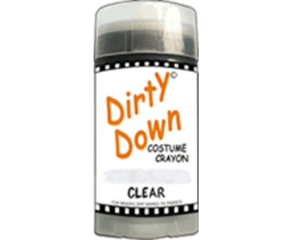 Dirty Down Costume Crayon