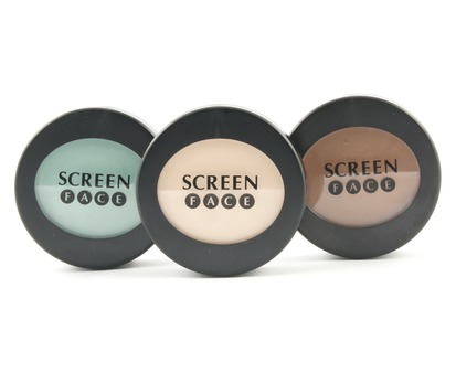Screenface D Range Foundation