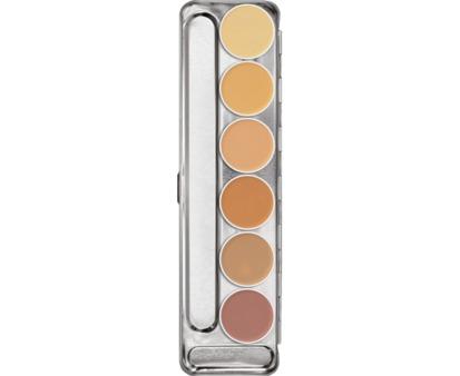 Dermacolor Camouflage Palette 6 Colors