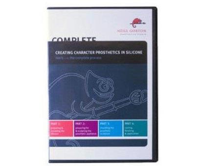 Neill Gorton DVD Complete Series