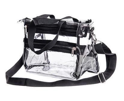 Get- Set- Go Bag Transparent