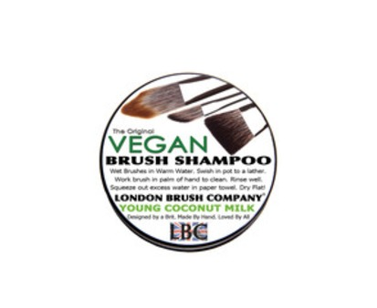 3London Brush Company Vegan Brush Shampoo