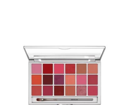 Kryolan Lip Rouge 18 Colour Palette