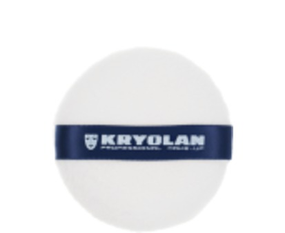Kryolan Powder Puff White