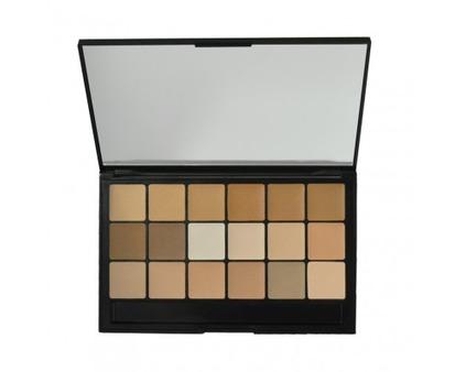 RCMA Foundation/Concealer Palette