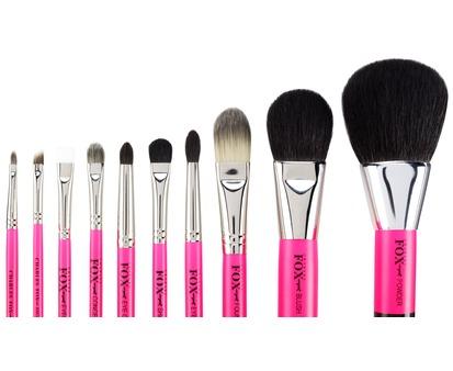 Fox Pink Brushes